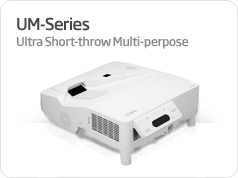 UM-Series   Ultra Short-throw Multi-perpose